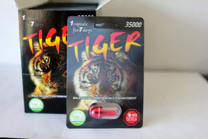 Tiger 35000 male enhancement 1 pill(男用壮阳)