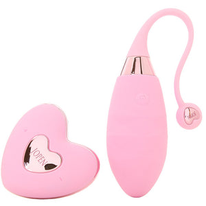 Amour Silicone Remote Bullet Vibe in Pink女用无线跳蛋