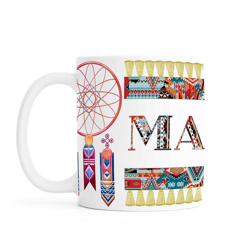 House Sign Number Plaque Personalised with Emblem of Edelweiss
