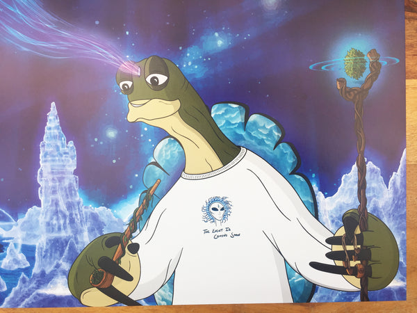 Oogway's ascension