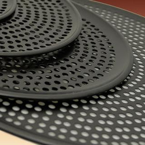 PIZZA PAN PERFECTION TRUE BLACK ANODIZED