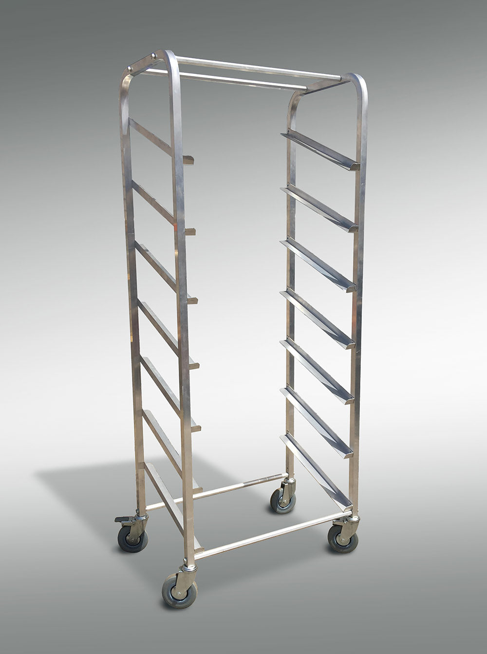 DISPLAY RIVETED RACKS - CROWN COOKWARE CA WEB STORE