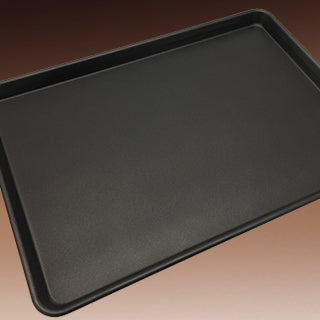 PIZZA GENIUS BLACK STEEL SHEET PAN - CROWN COOKWARE CA WEB STORE