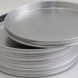 PIZZA PAN RIM STACKING - CROWN COOKWARE CA WEB STORE