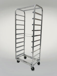 SINGLE WELDED SIDE LOAD RACKS - CROWN COOKWARE CA WEB STORE