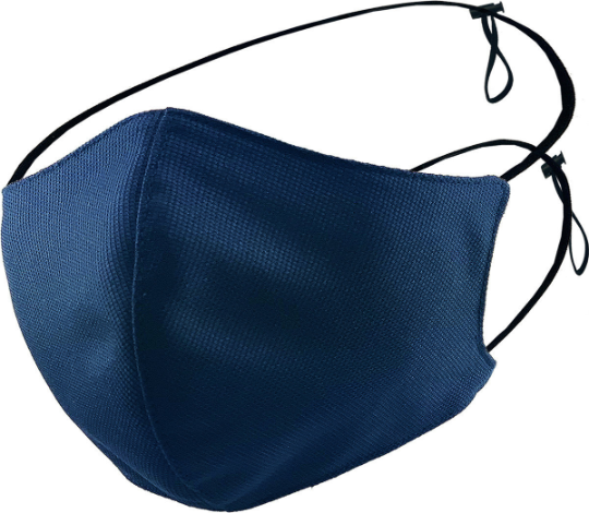 Mask Adjustable String - Navy