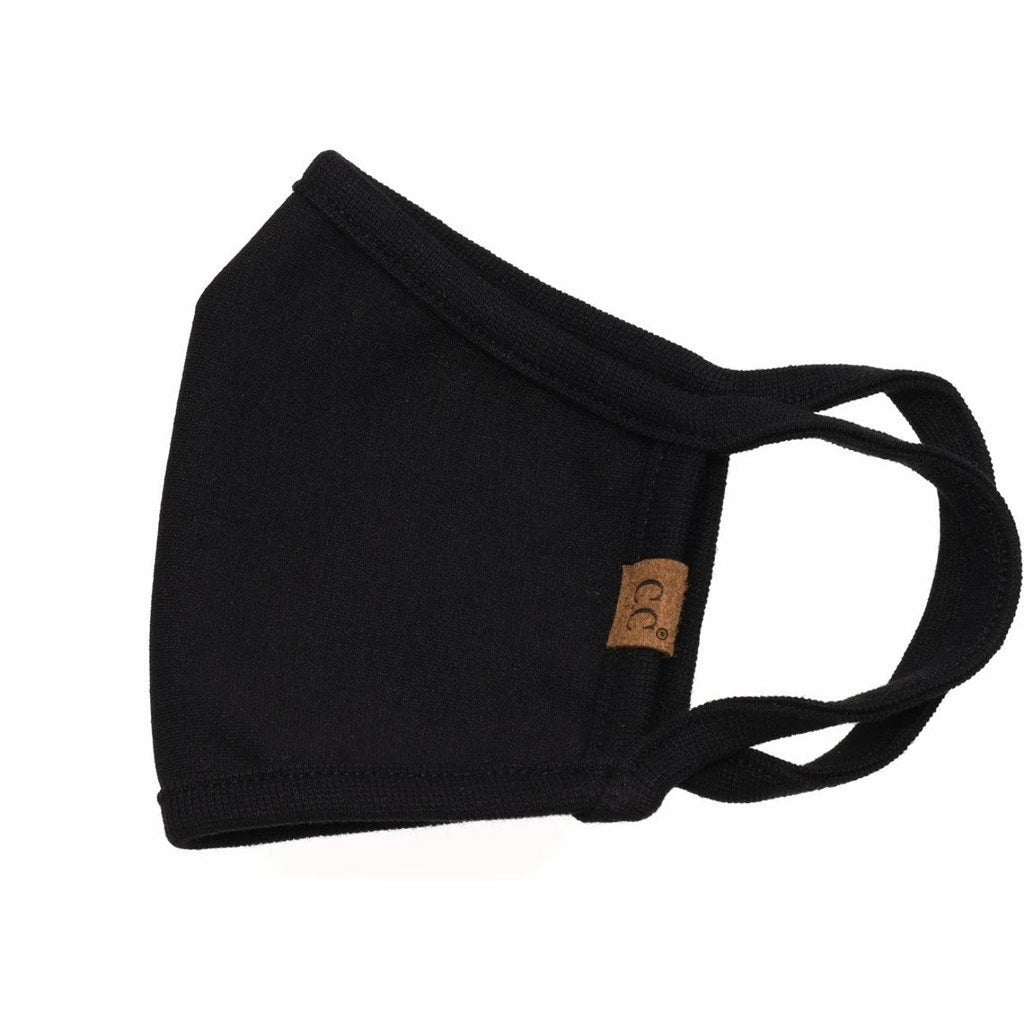 C.C Face Mask Mask-14-solid
