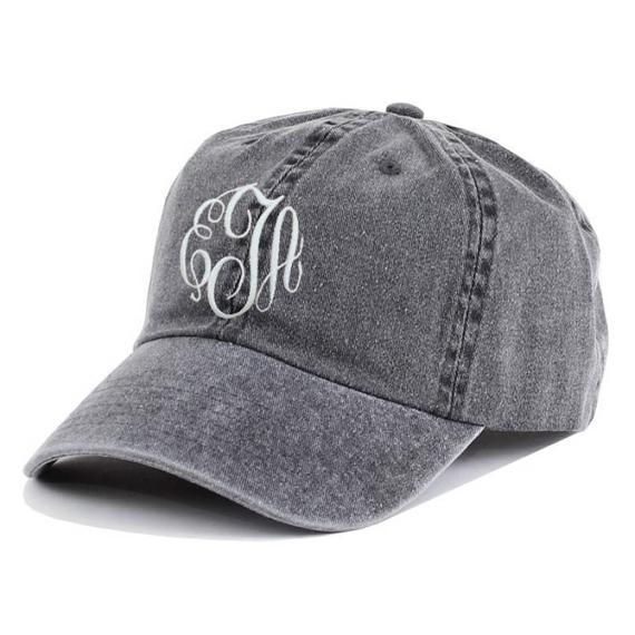 Monogrammable Cotton Hat