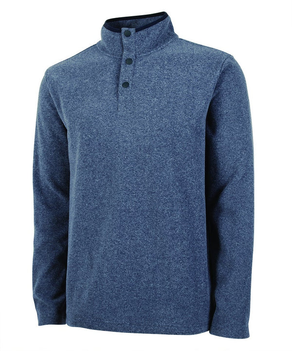 Custom Monogrammed Men's Fleece Pullover