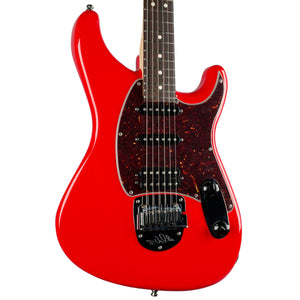 FENDER SERGIO VALLIN HOT ROD RED HSS