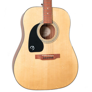 EPIPHONE DR-100 ACOUSTIC LEFT HANDED NATURAL