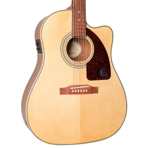 EPIPHONE AJ-210CE OUTFIT ACOUSTIC GUITAR - NATURAL