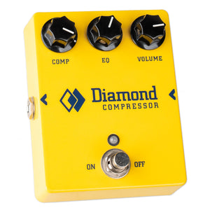 USED DIAMOND CPR-1 COMPRESSOR WITH BOX