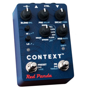RED PANDA CONTEXT REVERB V2