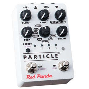 RED PANDA PARTICLE GRANULAR DELAY V2