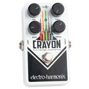 USED ELECTRO-HARMONIX CRAYON WITH BOX