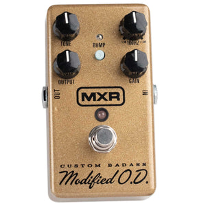 USED MXR CUSTOM BADASS MODIFIED OD