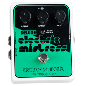 USED ELECTRO-HARMONIX DELUXE ELECTRIC MISTRESS XO WITH BOX
