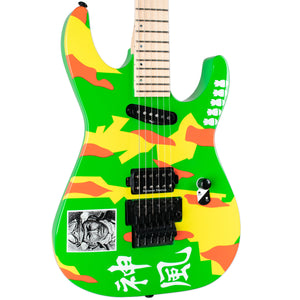 LTD GL KAMI-4 GEORGE LYNCH SIGNATURE KAMIKAZE WITH CASE
