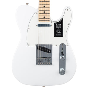 FENDER PLAYER TELECASTER MAPLE FINGERBOARD - POLAR WHITE