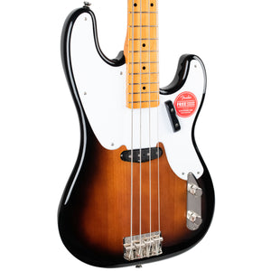 SQUIER CLASSIC VIBE '50S PRECISION BASS - 2-COLOUR SUNBURST
