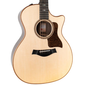 USED TAYLOR 714CE WITH V-CLASS BRACING AND CASE