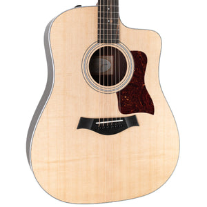 TAYLOR 210CE ACOUSTIC ELECTRIC - ROSEWOOD BACK AND SIDES