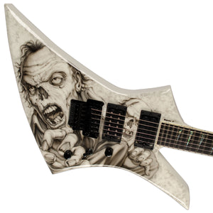 JACKSON CUSTOM SHOP ZOMBIE KELLY