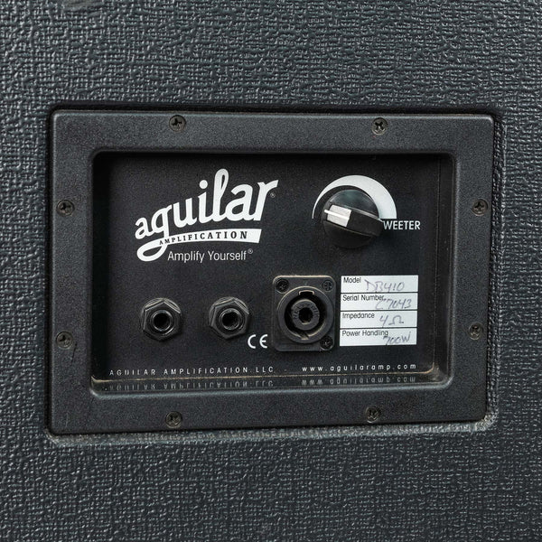 USED AGUILAR DB410 CABINET