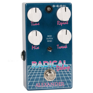USED ALEXANDER RADICAL DELAY WITH BOX