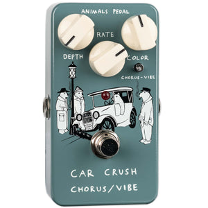 USED ANIMAL PEDALS CAR CRUSH WITH BOX