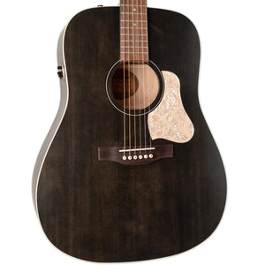 ART & LUTHERIE AMERICANA FADED BLACK W/ QIT PICKUP