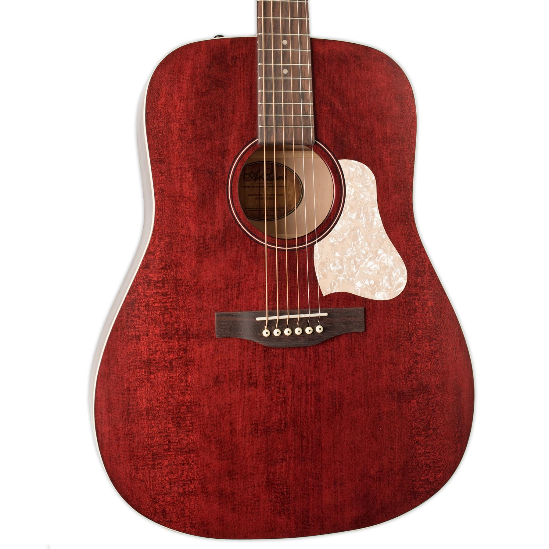 ART & LUTHERIE AMERICANA TENNESEE RED