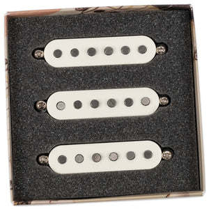 BARE KNUCKLE PICKUPS MOTHERS MILK SINGLE COIL SET - PARCHMENT