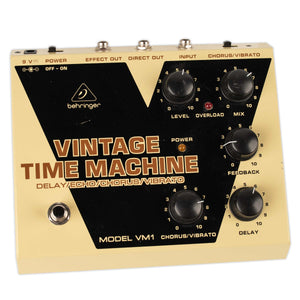 USED BEHRINGER VINTAGE TIME MACHINE W/BOX