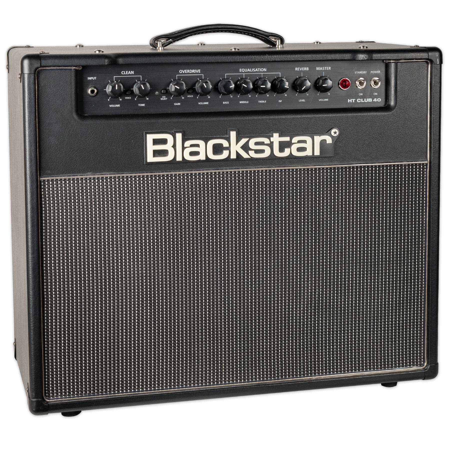 USED BLACKSTAR HT CLUB 40 1X12 COMBO