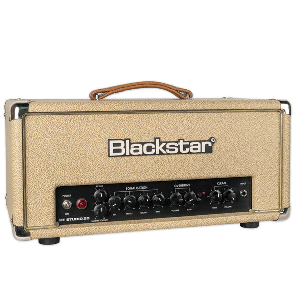 USED BLACKSTAR HT STUDIO 20H WITH FOOTSWITCH