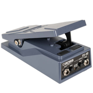 USED BOSS EV-30 VOLUME PEDAL WITH BOX