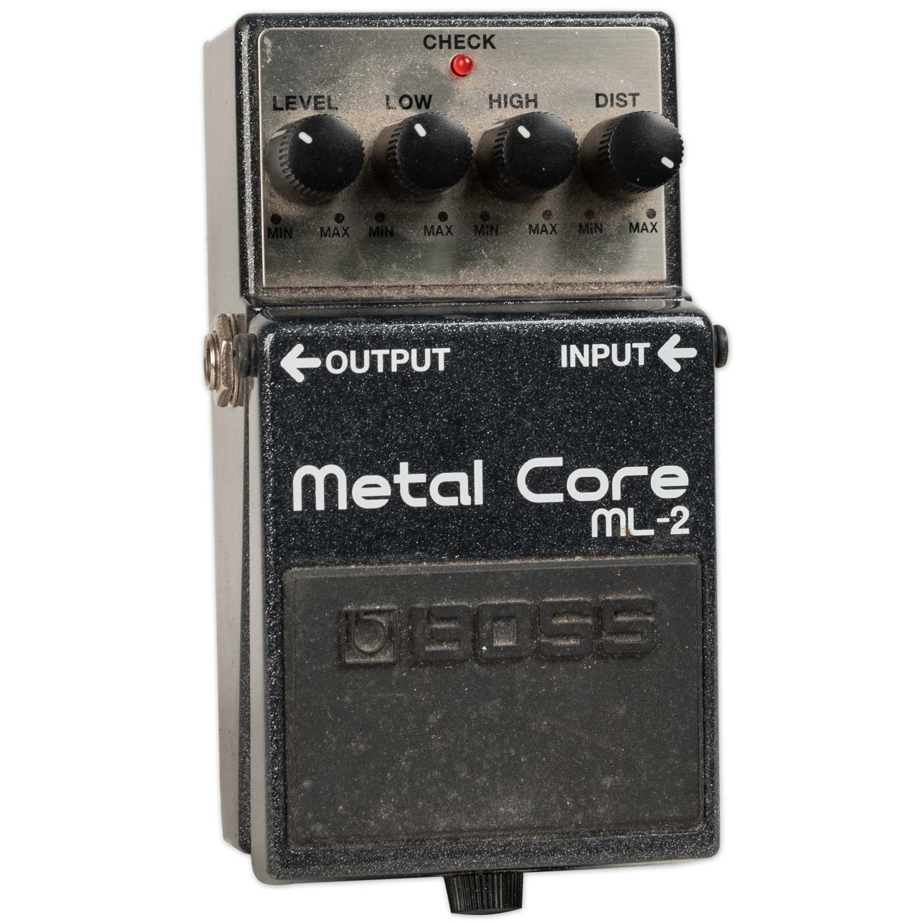 USED BOSS ML-2 METAL CORE