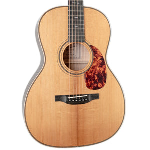 BOUCHER HERITAGE GOOSE 000-12FTB ADIRONDACK RED SPRUCE/FLAMED MAPLE WITH TWEED CASE