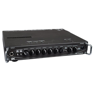 USED GALLIEN-KRUEGER MB FUSION BASS AMPLIFIER HEAD WITH FOOTSWITCH