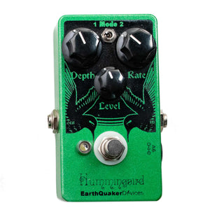 USED EARTHQUAKER DEVICES HUMMINGBIRD V2 WITH BOX
