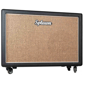 USED SPLAWN 2X12 GUITAR SPEAKER CABINET (16 OHMS)
