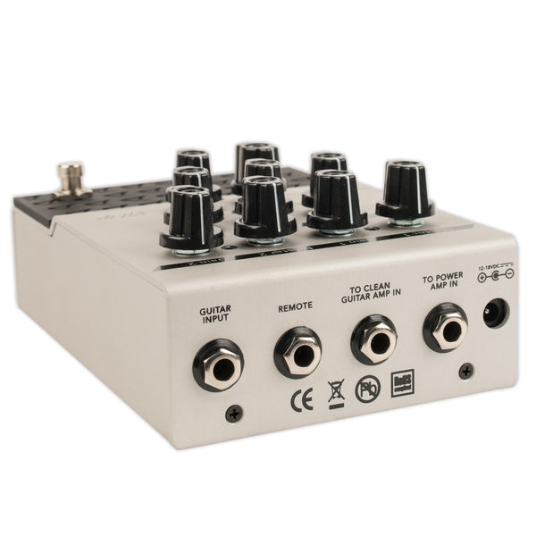 DIEZEL VH4-2 PEDAL- ANALOG 2-CHANNEL DISTORTION