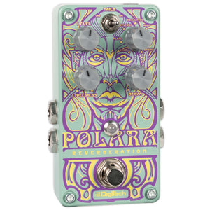 DIGITECH POLARA REVERB WITH 7 LEXICON REVERB TYPES