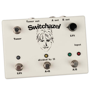 USED DIVIDED BY 13 SWITCHHAZEL BUFFERED ABY WITH 9db BOOST
