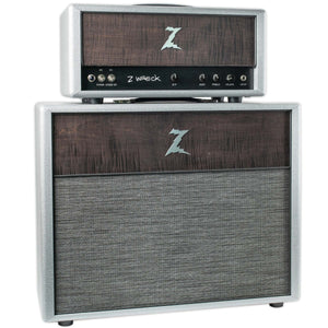 USED DR. Z Z WRECK HEAD W/ 2X12 CABINET WITH COVERS