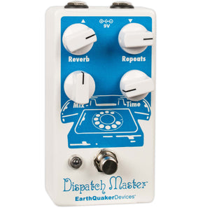 EARTHQUAKER DEVICES DISPATCH MASTER REVERB AND DELAY V2