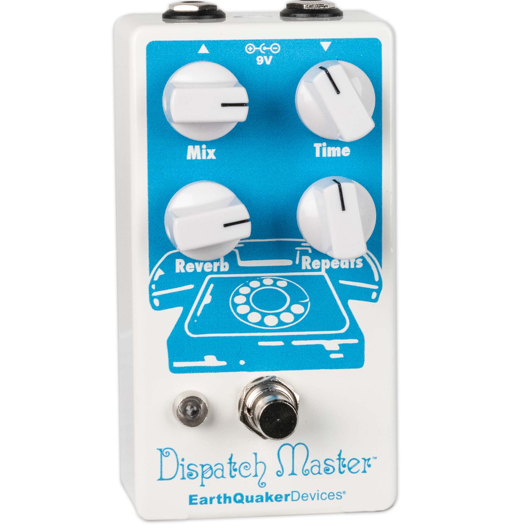 EARTHQUAKER DEVICES DISPATCH MASTER V3 DELAY/REVERB