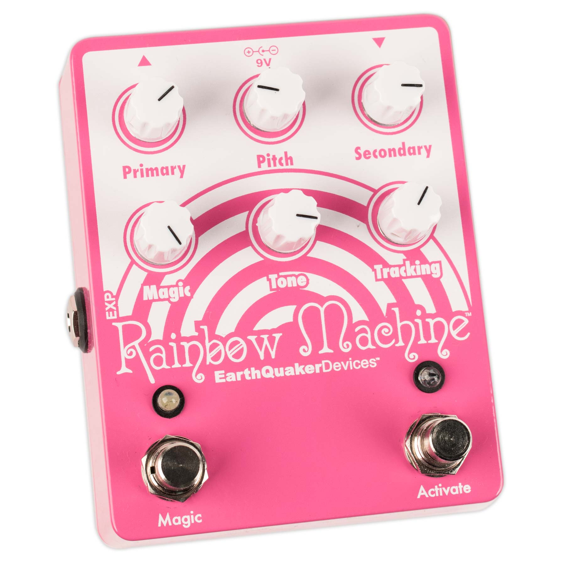 EARTHQUAKER DEVICES RAINBOW MACHINE POLYPHONIC PITCH MESMERIZER V2
